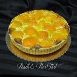 Peach & Pear Tart